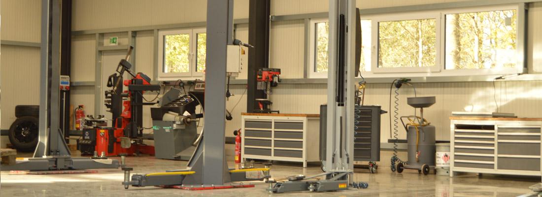 Unsere Werkstatt – Reparatur mit Know-How