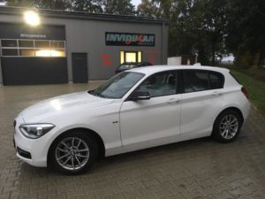 Reifenwechsel BMW 116D