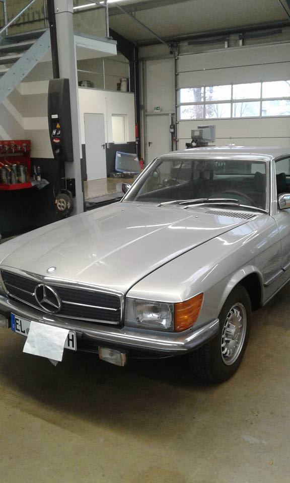 Mercedes Benz 280 SLC