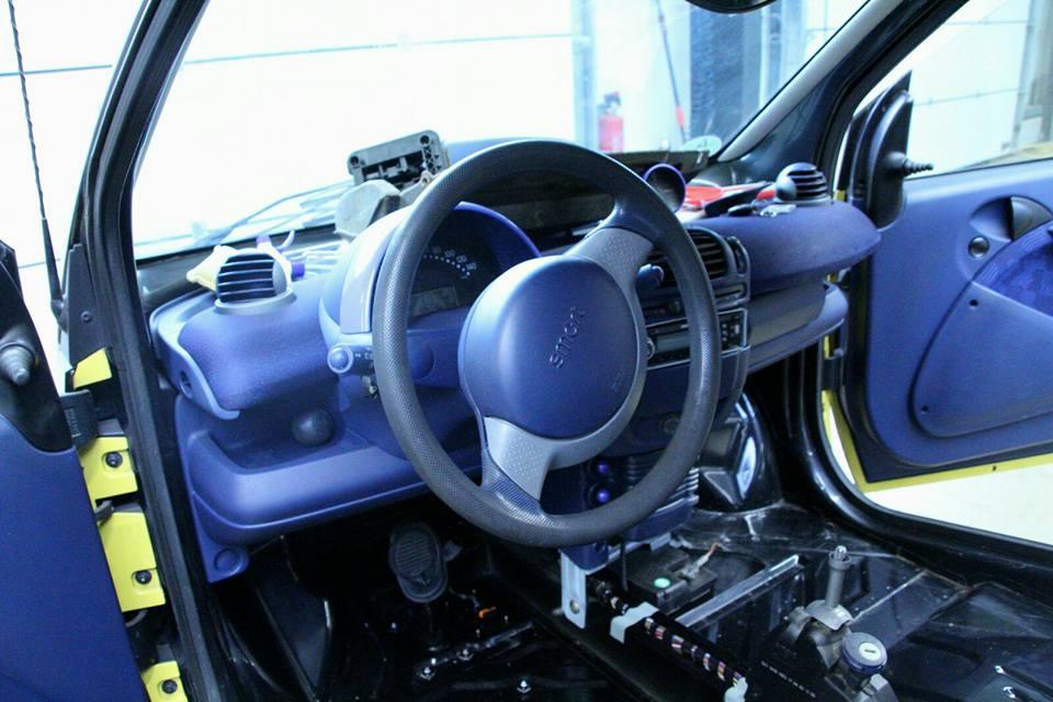 Smart Cabrio Neu Aufgebaut 3