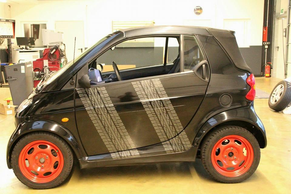 Smart Cabrio Neu Aufgebaut